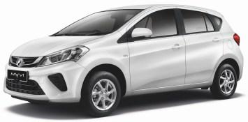 2018 Perodua Myvi 1.3 Standard G 01