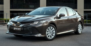 2017 Toyota Camry Ascent