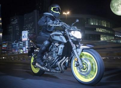 2018 Yamaha MT-07 - 5