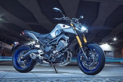 2018 Yamaha MT-09 Static - 2
