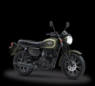 Kawasaki W175 Indo BM-2