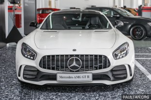 2017 C190 Mercedes Amg Gt R Officially Launched In Malaysia Priced