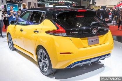 Nissan Leaf 2 BM