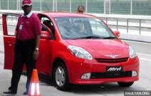Perodua Myvi Through The Years-2