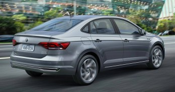 Volkswagen Virtus Brazil 2