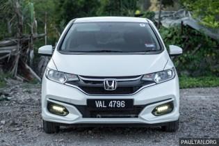 2017 Honda Jazz Sport Hybrid i-DCD Media Drive (Review)