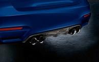 2018 BMW M3, M4 Competition M Heat Edition