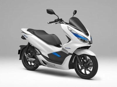 2018 Honda PCX Electric Hybrid - 5
