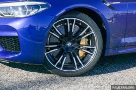 F90 BMW M5 in Portugal review PT 19