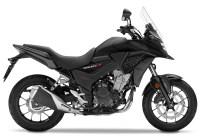 Honda CBR500X_Mat Gunpowder Black Metallic