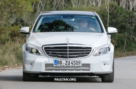 Mercedes-C-Class-Facelift-002
