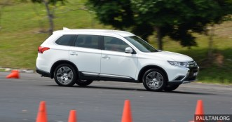 Mitsubishi Outlander 2.0 CKD review-36