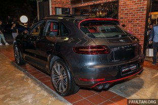 Porsche Macan Sport Design Series Volcano Grey Metallic_Ext-1