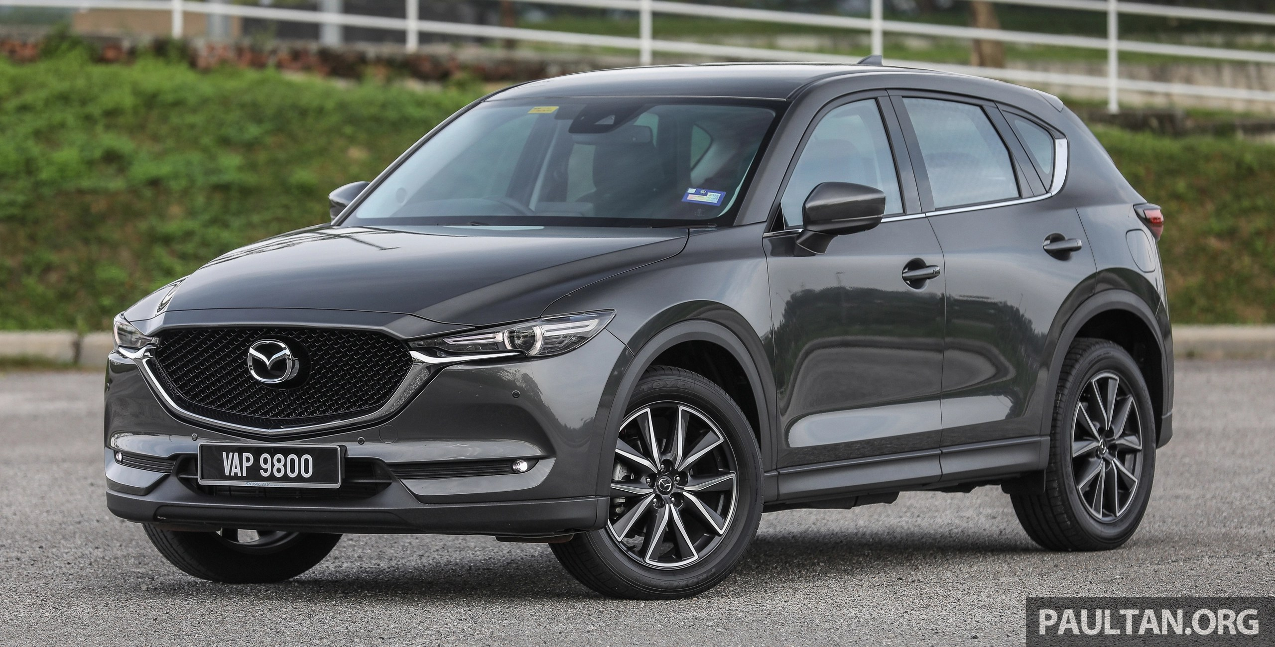 2017 Mazda CX5 2.2GLS AWD_Ext 2