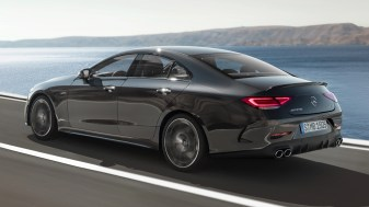 2018 Mercedes-AMG CLS 53 4Matic