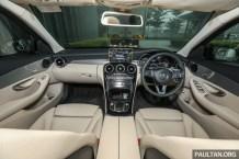 2018 Mercedes Benz C180 Avantgarde_Int-1 BM