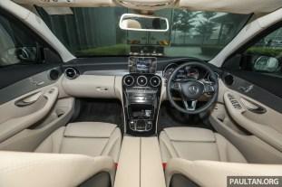 2018 Mercedes Benz C180 Avantgarde_Int-1