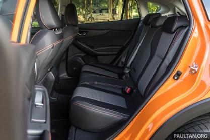 2018 Subaru XV 2.0i-P Media Drive