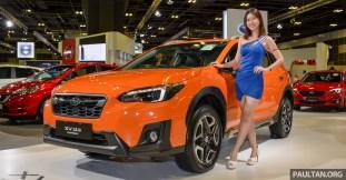 2018 Subaru XV 2.0i-S EyeSight SG 1_BM