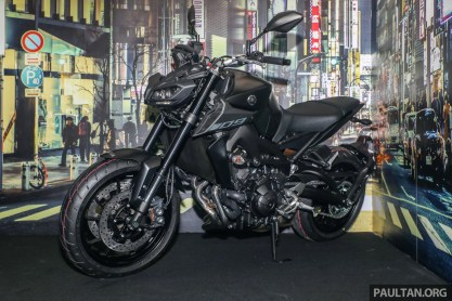 2018 Yamaha MT-09 now in Malaysia - RM47,388
