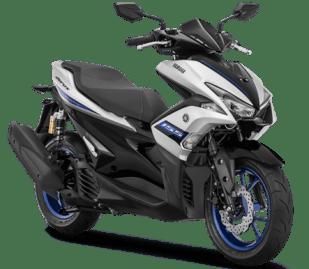2018 Yamaha Aerox-R Indonesia -10
