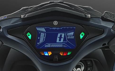 2018 Yamaha Aerox-R Indonesia -5