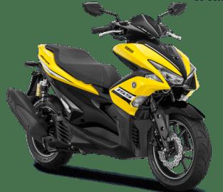 2018 Yamaha Aerox-R Indonesia -9