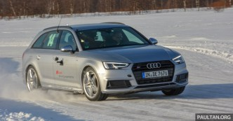 Audi Ice Driving Experience 2017-49