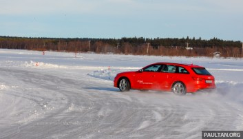 Audi Ice Driving Experience 2017-51