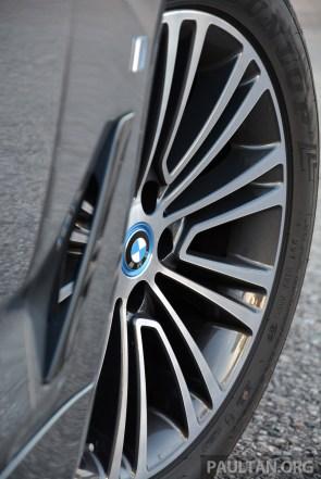 G30 BMW 530e Review 21