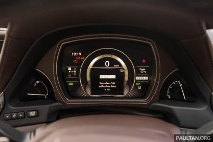Lexus LS 500h 23