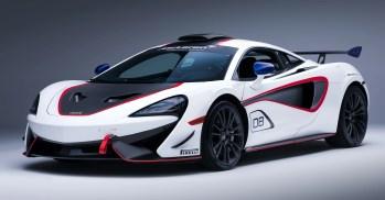 McLaren MSO X 570S 4