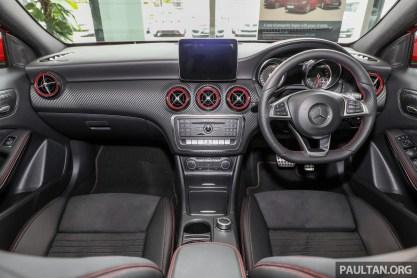 Mercedes A250 AMG Sport_Int-1
