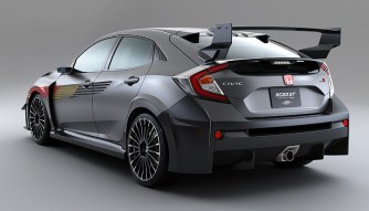 Mugen Rc20gt Civic Type R Concept An Ugly Beast
