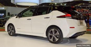 Nissan Leaf SG 2-BM