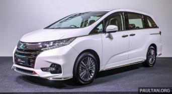 2018 Honda Odyssey Facelift Launch_Ext-1_BM