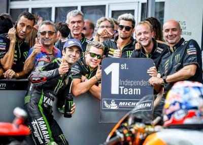 2018 MotoGP Monster Tech 3 Yamaha - 7