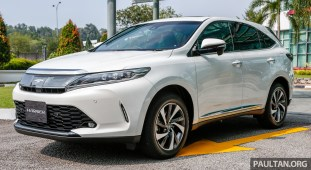 2018 Toyota Harrier 2.0T Luxury_Ext-2-BM