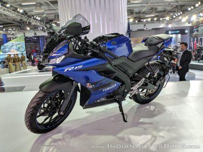 2018 Yamaha YZF-R15 - 15