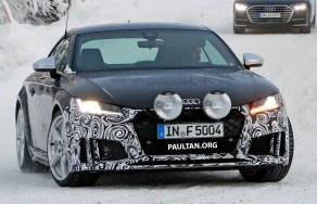 2019 Audi TT Spyshots-6