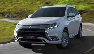 2019 Mitsubishi Outlander PHEV 1