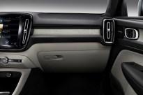 New Volvo XC40 Inscription - interior