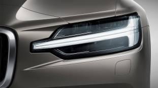 New Volvo V60 exterior