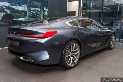 BMW Concept 8 Series 8