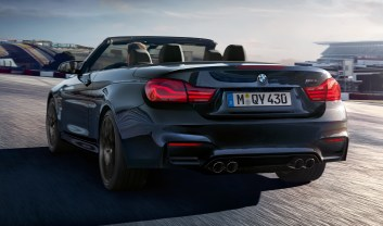 BMW M4 Convertible Edition 30 Jahre 3