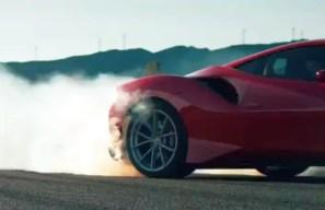 Ferrari 488 SS teaser 0