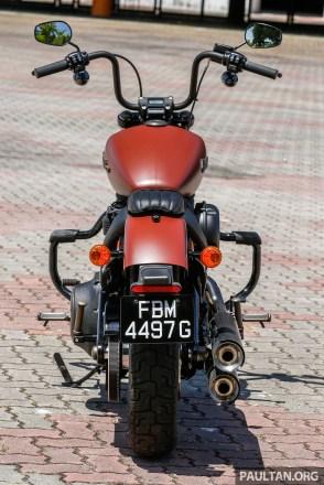Harley Davidson Street Bob 107-15
