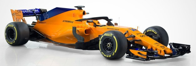 McLaren MCL33 launch 1