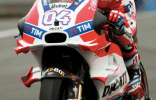 MotoGP winglet BM-13