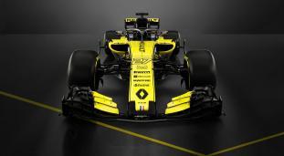 Renault F1 Team R.S. 18 - 1